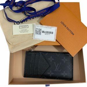 Louis Vuitton Coin Card Holder Unisex item